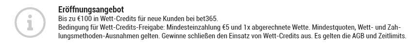 bet365 Info Image