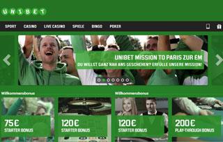 Bei Unibet mit Fußballwette VIP Reise für Zwei nach Paris gewinnen