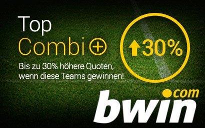 Bwin Combi+ Promo – Kombiwetten Aktion genau erklärt