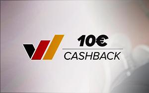 Wetten.com mit 10 Euro Cashback zur Champions League