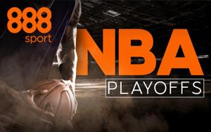 888sport bietet eine 5€-Free-Bet für die NBA Playoffs