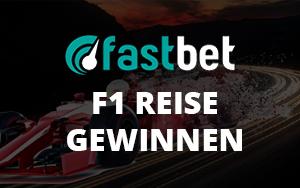 Mit Fastbet F1 Reise nach Italien gewinnen