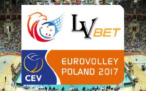LVbet agiert als Sponsor der Volleyball Europameisterschaft