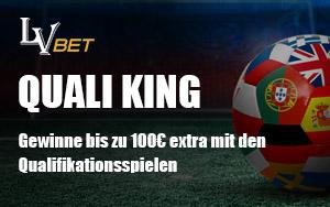 WM 2018: Quali King bei LVbet werden und hohe Bargeldsummen gewinnen!