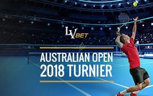 Neue LVbet Australian Open Aktion: Bis zu 200€ Wettguthaben für Sie!