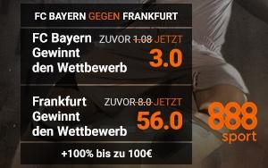 888sport bietet Wett-Special mit erhöhten Quoten für das Pokalfinale