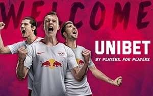 Der Buchmacher Unibet wird nationaler Partner von RB Leipzig