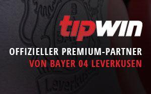 Bayer 04 Leverkusen neuer Premium Partner bei tipwin