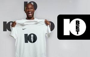 Didier Drogba wird neuer offizieller Partner von 10Bet