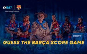 Die Partnerschaft von 1xBet und FC Barcelona – Gewinne tolle Preise bei der 1xBet Preisverlosung