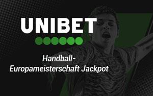 Der große Handball-EM Jackpot von Unibet – Gewinne einen attraktiven Cash-Preis aus dem 30.000 Euro Jackpot
